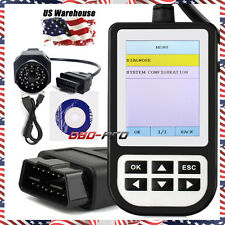 Creator C110+ for BMW Fault Code Reader OBDII Scanner for BMW Scanner US Stock