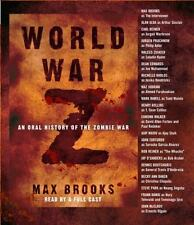 World War Z : An Oral History of the Zombie War by Max Brooks CD Mark Hamill