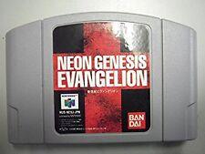 Nintendo 64 Neon Genesis Evangelion N64 Japan ver