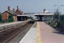 PHOTO  SLEAFORD RAILWAY STATION 2000