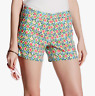 Tommy Bahama Romantique Print Linen Blend Shorts Pink Azalea NWT $98