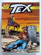 Tutto Tex n. 216 di Bonelli, Galep * ed Bonelli