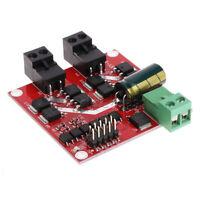 7A 160W 12/24V Dual DC Motor Driver Module H-bridge PWM L298 Logic Control Board