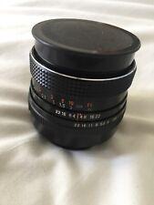 MC FLEKTOGON 2.4/35 M42 mount lens CARL ZEISS JENA DDR