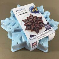 Disney Frozen II Snowflake Pull Apart Pan Nordic Ware cast metal cake bakeware
