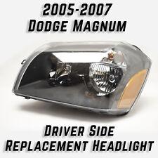 2005-07 Dodge Magnum Driver Side LH Replacement Headlight CS176-B101L
