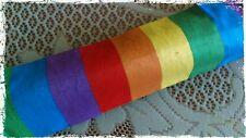 New DOOR SNAKE, Rainbow colours, Gay , Lesbians pride,  draft sausage,  handmade