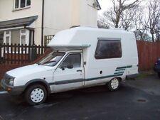 Campervans & Motorhomes 2 Sleeping Capacity 1995