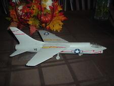 1960's Aurora Plastics Model Kit Navy Fighter Jet 157409
