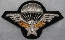Brevet de parachutiste fabrication type Indochine