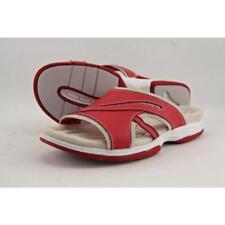 Calzado de mujer Easy Street de tacón medio (2,5-7,5 cm) de color principal rojo