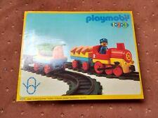 Playmobile Unidad De Tren 6910 + extra pista + extra tren, no hay personas