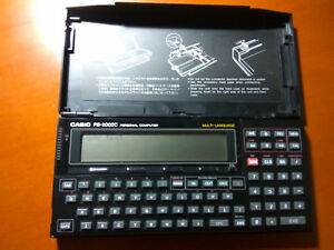Casio PB-2000C Personal Computer - With original box