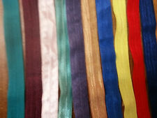 Mix lot assorted 20 yard colors foe fold over elastic 5/8 20 x1 y ship from U.S.