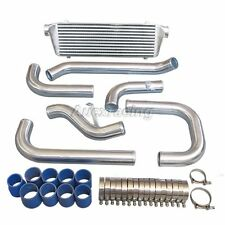 Intercooler Kit For 88-00 Civic & Integra D Series and B Series Engine Blue Hose