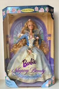 Barbie Sleeping Beauty 1997 Collector Edition NRFB Box New Doll Barbie Mattel