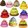Cute POO Lot Relax  Scented Slow Rising Squeeze Stress Reliever Toy Charms Gift