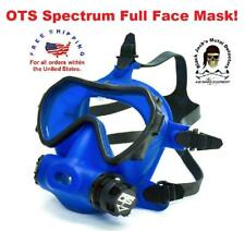 Full Face Mask | Ocean Technology Spectrum  | Blue | Undersea Systems