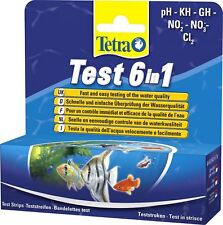 Tetra 6 in 1 Aquarium Water Tropical Test Kit