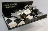 Minichamps F1 1/43 Scale - 400 700099 FORD DE MASO FACTORY ROLL OUT