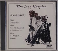DOROTHY ASHBY: The Jazz Harpist SEALED Rare Musical Heritage Jazz CD OOP New