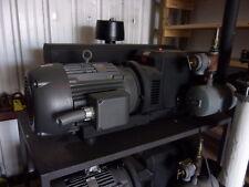 Gardner Denver Elmo Rietschle DLR500 40 HP Claw Air Compressor - Great Condition