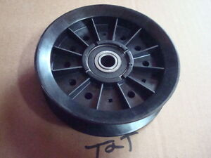 Flat Idler Pulley replaces MURRAY  091801  774089ma  91801  (34822