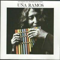 CD Una Ramos La Canto Del Mondo Flauto 0017