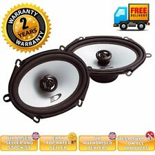 Alpine SXE-4625 2-Way 10.16 x 15.24 cm Car Speaker