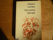 Hubert Lampo Hermione Betrapt paperback in Dutch Language