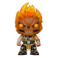 Mortal Kombat - Scorpion Flaming Skull US Exclusive [rs]  | Funko POP! FUN22510