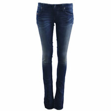 DIESEL GRUPEE NE 0601L Womens Denim Jeans Sweat Jogg Jeans Super Slim Fit Skinny