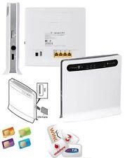 MODEM 4G LAN PER DVR TV SMART TV MODEM RUOTER 3G 4G CON UNSCITA LAN NOVITA'