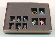 Lanfeust de Troy coffret 10 mini statuettes metal Decotoys 20740 limite signe
