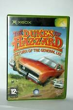 THE DUKES OF HAZARD RETURN OF THE GENERAL LEE USATO XBOX ED ITA PAL GD1 38487