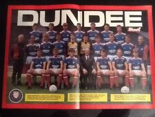 Dundee D Surname Initial Football Prints & Pictures