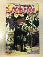 The Walking Dead #1 Tony Moore Homage Variant by Marat Mychaels DEAD POOH /250