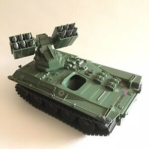 GI Joe Wolverine Complete With Unbroken Tow Cable 1983 Vintage Vehicle