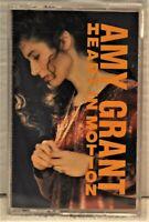 "AMY GRANT ""Heart In Motion"" Cassette  A&M CS5321"