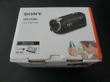 Sony - HDRCX440 HD Video Recording Handycam Camcorder (black) Brand New