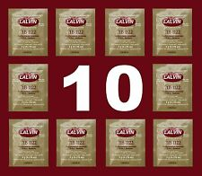WINE YEAST 10 PK LALVIN 71B-1122 FOR JUICE CONCENTRATES FRUITY REDS WHITES MEADS