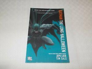 DC Comic Graphic Batman The Long Halloween