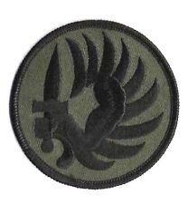 French Foreign Legion Légion étrangère burdock FFL PATCH for AIR-SOFT PAINTBALL