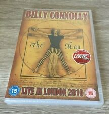 BILLY CONNOLLY - LIVE IN LONDON 2010 (DVD, 2010) DVD BNIW NEW GIFT PRESENT