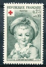 "FRANCE N°1367 ""L'ENFANT EN PIERROT FRAGONARD"" NEUF TTB MNH"