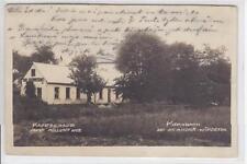 AK St. Andrä-Wördern, Kirchbach, Kaffeehaus Müller 1929