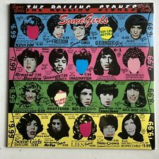 ROLLING STONES - SOME GIRLS SEALED NEW 2010 REMASTER RECORD ON A & M RECORDS