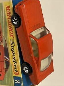 Matchbox Superfast #8 Ford Mustang