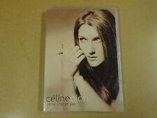 MUSIC DVD / CELINE DION - ON NE CHANGE PAS