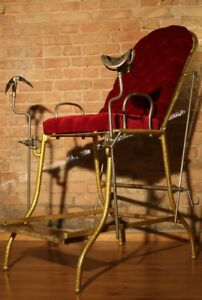 Vintage Gynecological Chair